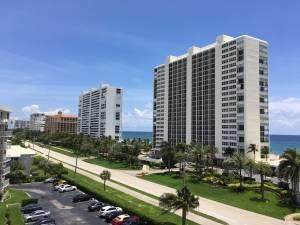 2851 S Ocean Boulevard 6 R, Boca Raton, FL 33432 (#RX-10605815) :: The Reynolds Team/ONE Sotheby's International Realty