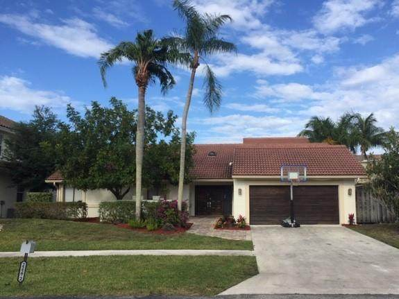 22272 Hollyhock Trail, Boca Raton, FL 33433 (#RX-10606009) :: The Reynolds Team/ONE Sotheby's International Realty