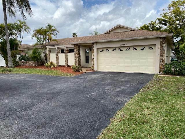 10861 NW 21st Street, Coral Springs, FL 33071 (#RX-10606240) :: Ryan Jennings Group