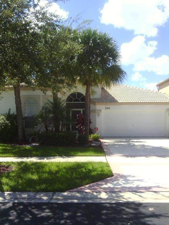 7143 Copperfield Circle, Lake Worth, FL 33467 (#RX-10606632) :: Ryan Jennings Group