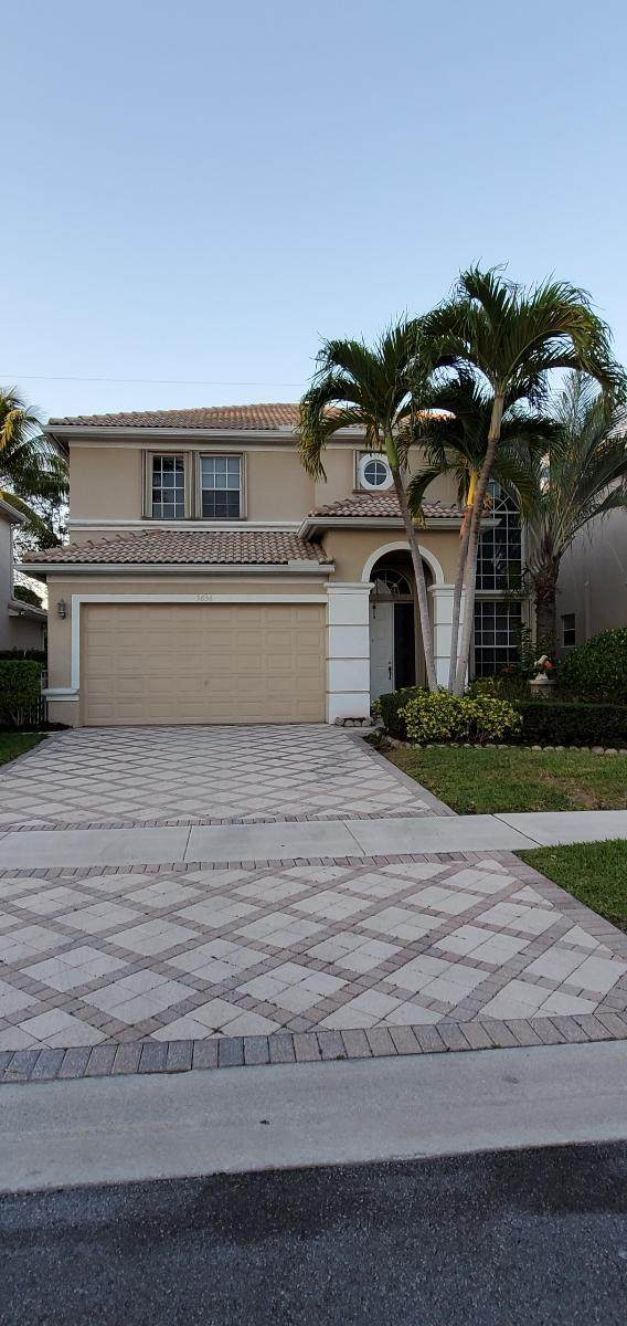 9636 Vineyard Court, Boca Raton, FL 33428 (#RX-10607465) :: Ryan Jennings Group