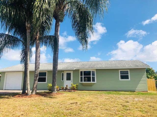 1849 SW Mcallister Lane, Port Saint Lucie, FL 34953 (#RX-10608588) :: Ryan Jennings Group