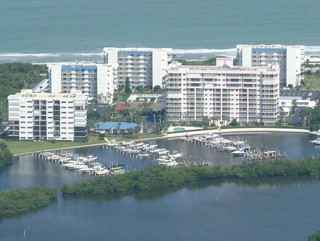 5163 N Highway A1a 419 #419, Hutchinson Island, FL 34949 (#RX-10609148) :: Ryan Jennings Group