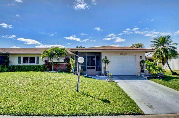 13255 Via Vesta B, Delray Beach, FL 33484 (#RX-10609662) :: Ryan Jennings Group