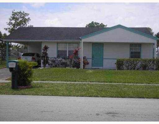7170 SW 11th Court, North Lauderdale, FL 33068 (#RX-10609784) :: Ryan Jennings Group