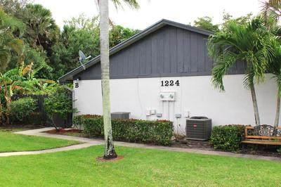 1224 Shibumy Circle B, West Palm Beach, FL 33415 (#RX-10609911) :: Ryan Jennings Group