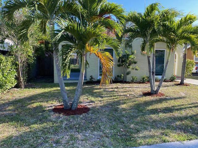 638 38th Street, West Palm Beach, FL 33407 (#RX-10612177) :: The Reynolds Team/ONE Sotheby's International Realty