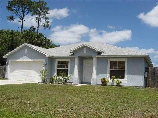 1241 SW Crost Avenue, Port Saint Lucie, FL 34953 (#RX-10613514) :: The Reynolds Team/ONE Sotheby's International Realty