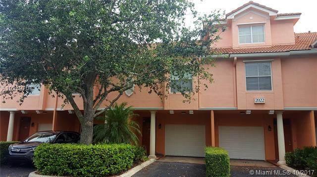2022 Alta Meadows Lane #603, Delray Beach, FL 33444 (#RX-10613904) :: Treasure Property Group