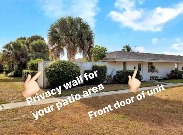 131 West Court #10, Royal Palm Beach, FL 33411 (MLS #RX-10614196) :: Laurie Finkelstein Reader Team