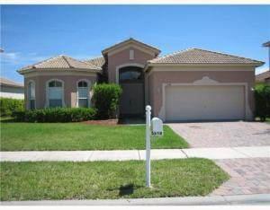 5518 Place Lake Drive, Fort Pierce, FL 34951 (MLS #RX-10614279) :: Lucido Global