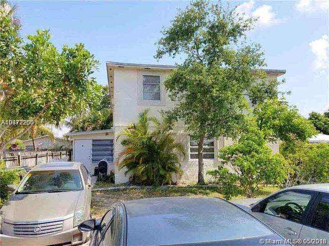 5 NE 16 Court, Fort Lauderdale, FL 33305 (MLS #RX-10614343) :: Laurie Finkelstein Reader Team