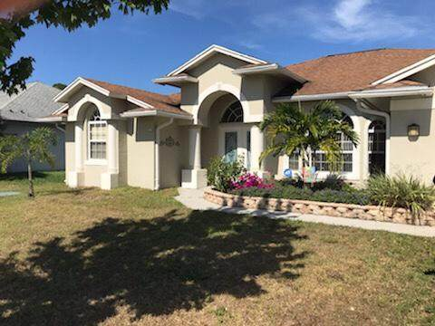 3975 SW Kabane Street, Port Saint Lucie, FL 34953 (#RX-10614533) :: The Reynolds Team/ONE Sotheby's International Realty