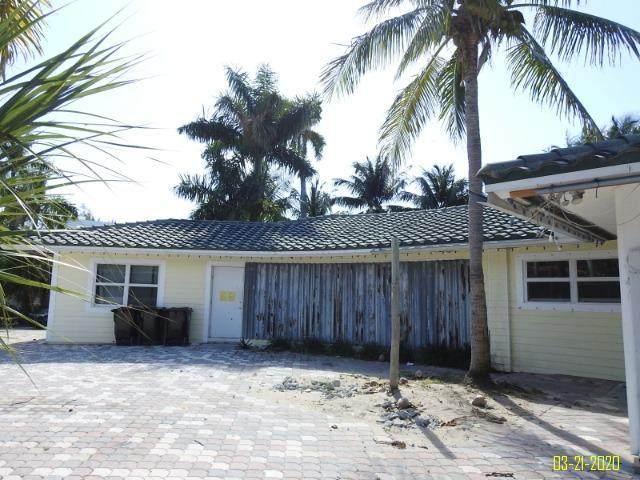 1421 S Ocean Drive, Fort Lauderdale, FL 33316 (MLS #RX-10615080) :: Castelli Real Estate Services