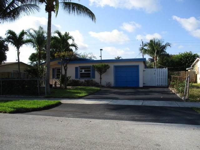 920 NE 52nd Court, Deerfield Beach, FL 33064 (MLS #RX-10615129) :: Castelli Real Estate Services