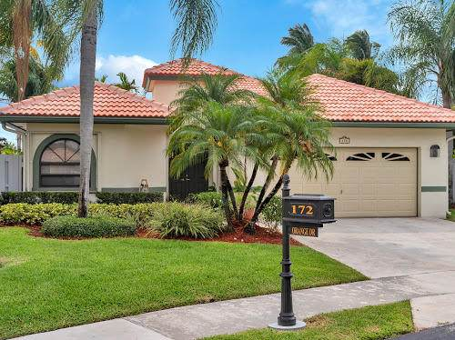 172 Orange Drive, Boynton Beach, FL 33436 (#RX-10618629) :: Ryan Jennings Group