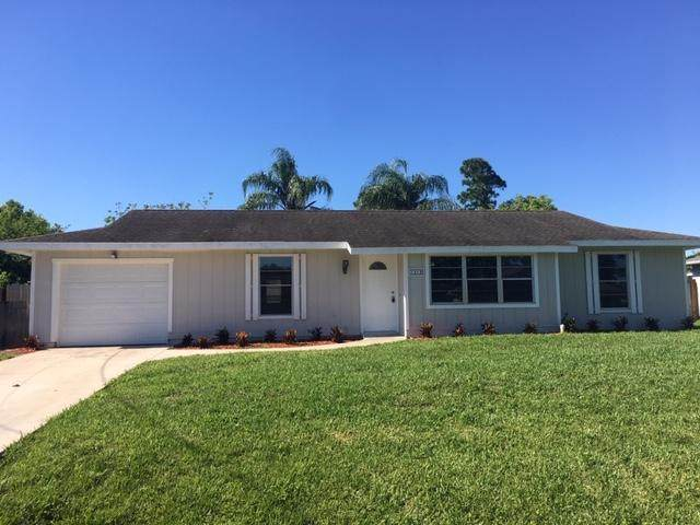 1212 SW Sudder Avenue, Port Saint Lucie, FL 34953 (#RX-10619849) :: The Reynolds Team/ONE Sotheby's International Realty