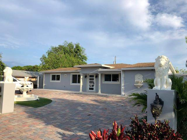 3574 Hunt Road, Palm Springs, FL 33461 (#RX-10620902) :: Ryan Jennings Group