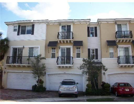 509 NW 39th Circle, Boca Raton, FL 33431 (MLS #RX-10622530) :: The Paiz Group