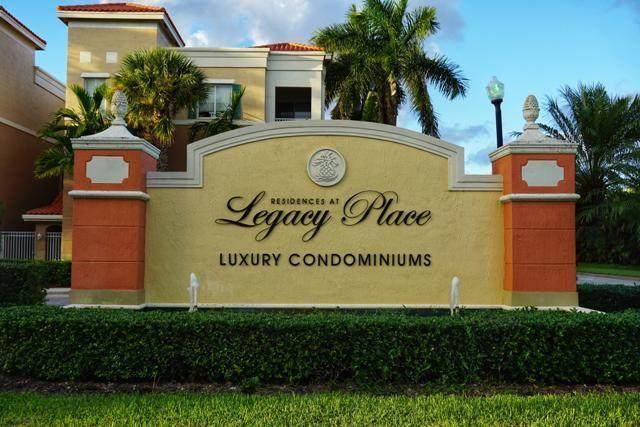 11013 Legacy Lane #101, Palm Beach Gardens, FL 33410 (#RX-10622752) :: Ryan Jennings Group