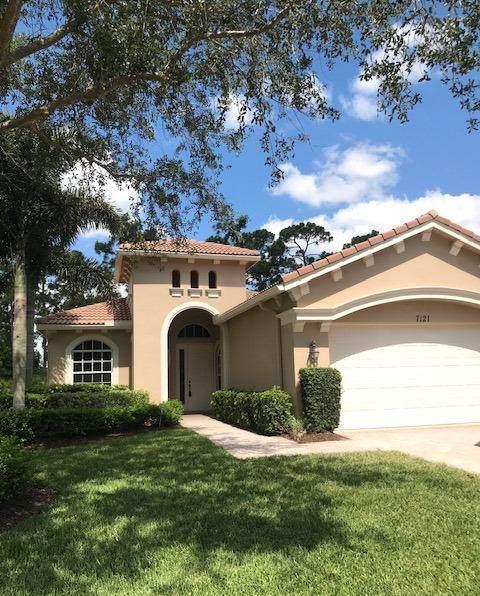 7121 Maidstone Drive, Saint Lucie West, FL 34986 (MLS #RX-10622948) :: Laurie Finkelstein Reader Team