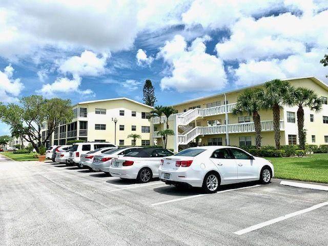 370 Dorset I, Boca Raton, FL 33434 (MLS #RX-10625019) :: United Realty Group