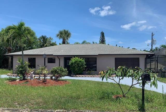 2191 NE Tropical Way, Jensen Beach, FL 34957 (#RX-10625392) :: Realty One Group ENGAGE