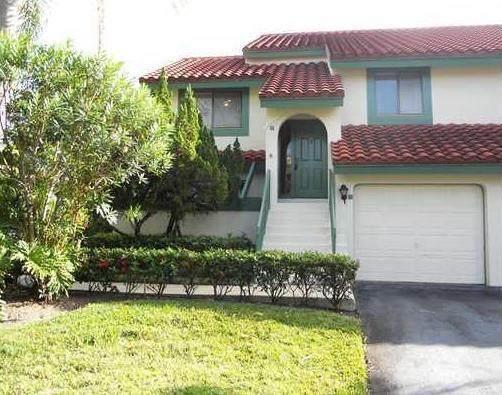 17 Lexington Lane W E, Palm Beach Gardens, FL 33418 (MLS #RX-10626222) :: RE/MAX