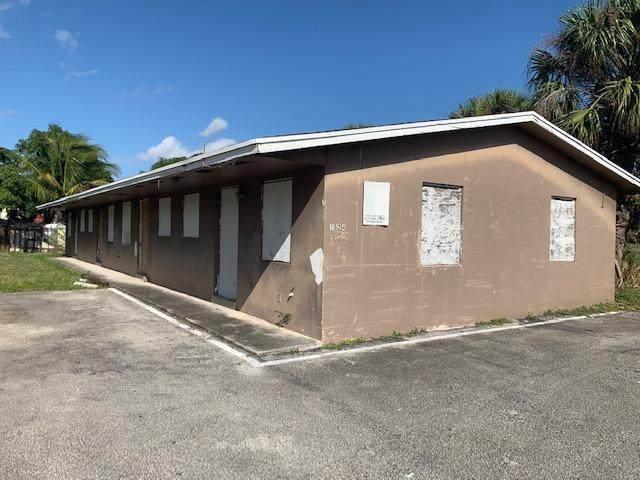 1524 W 37th Street, Riviera Beach, FL 33404 (#RX-10626447) :: Ryan Jennings Group