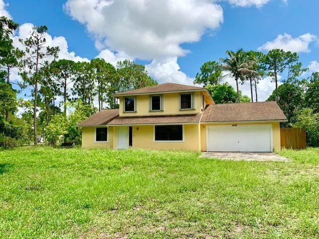 16780 Temple Boulevard, Loxahatchee, FL 33470 (#RX-10626907) :: Treasure Property Group