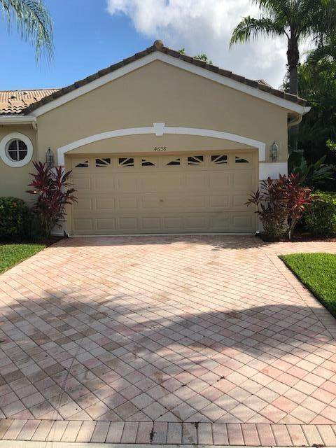 4638 N Carlton Golf Drive N, Lake Worth, FL 33449 (MLS #RX-10630167) :: The Jack Coden Group