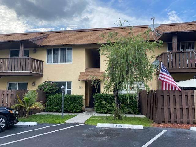 312 Southwind Drive #202, North Palm Beach, FL 33408 (#RX-10631451) :: Ryan Jennings Group