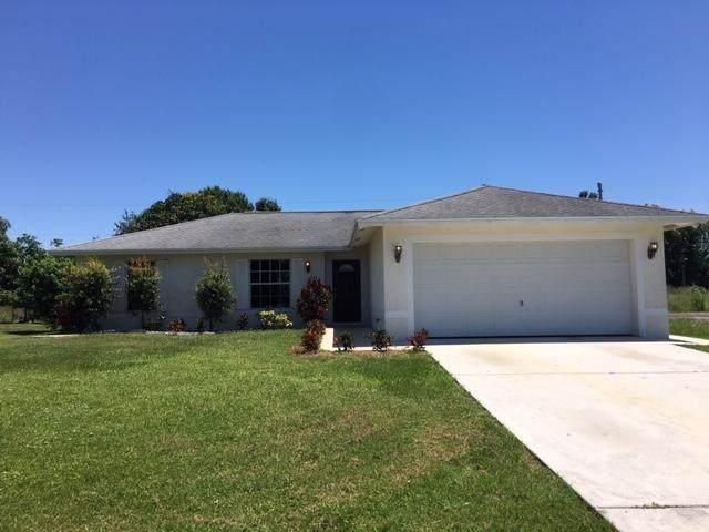 144 SW Grove Avenue, Port Saint Lucie, FL 34983 (#RX-10631616) :: Ryan Jennings Group