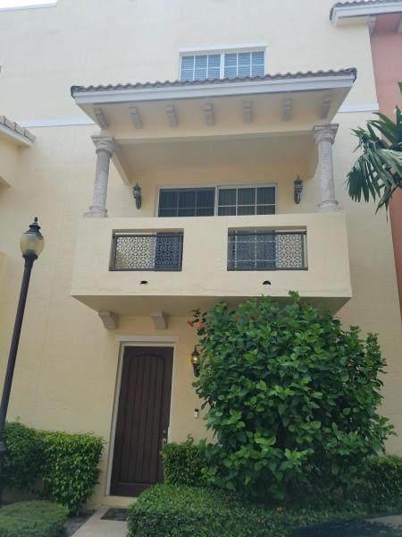 219 N L 108 Street #108, Lake Worth, FL 33460 (#RX-10632068) :: Ryan Jennings Group