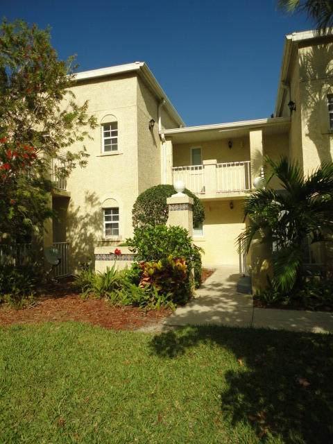 1604 SE Green Acres Circle #103, Port Saint Lucie, FL 34952 (MLS #RX-10632127) :: The Jack Coden Group