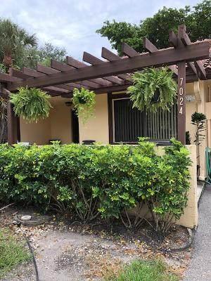 7024 Nandina Lane, Tamarac, FL 33321 (MLS #RX-10632618) :: Castelli Real Estate Services