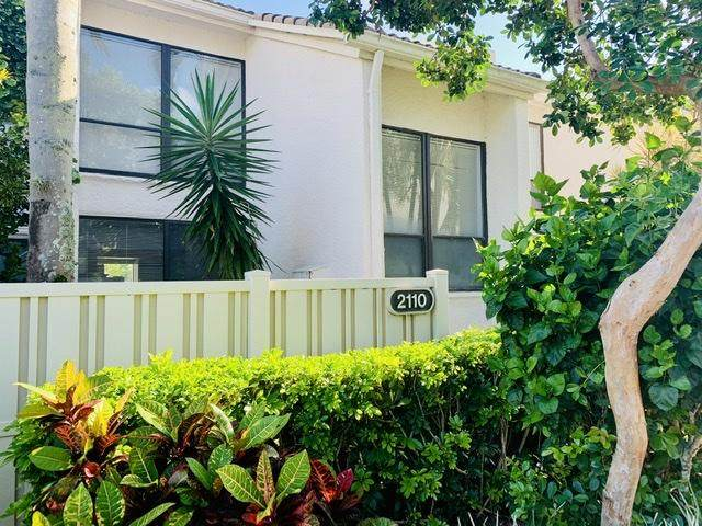 2110 Bridgewood Drive, Boca Raton, FL 33434 (#RX-10632664) :: Posh Properties