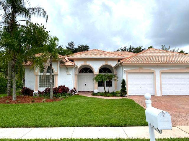 4274 Danielson Drive, Lake Worth, FL 33467 (#RX-10632904) :: Ryan Jennings Group