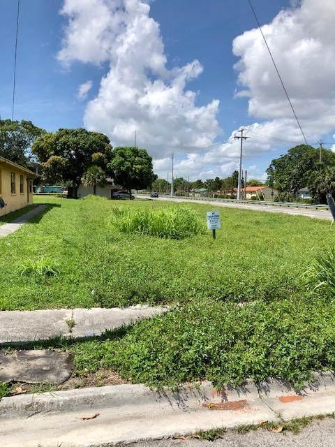 0 Carver Avenue, West Palm Beach, FL 33411 (MLS #RX-10633040) :: Berkshire Hathaway HomeServices EWM Realty