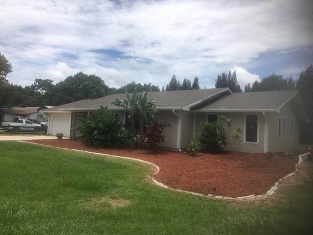 3760 Harlock Road, Melbourne, FL 32934 (MLS #RX-10633574) :: Berkshire Hathaway HomeServices EWM Realty