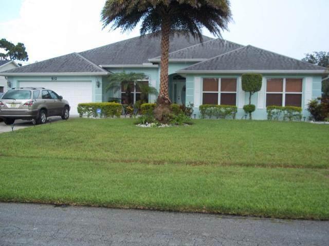 512 SE Majestic Terrace, Port Saint Lucie, FL 34953 (#RX-10633777) :: Ryan Jennings Group