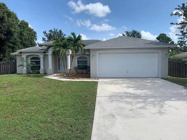 1017 SW Alcantarra Boulevard, Port Saint Lucie, FL 34953 (#RX-10633939) :: The Reynolds Team/ONE Sotheby's International Realty