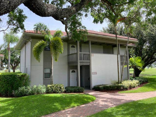 20337 Boca West Drive #1802, Boca Raton, FL 33434 (#RX-10634387) :: The Rizzuto Woodman Team