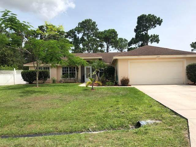 1606 SW Buttercup Avenue, Port Saint Lucie, FL 34953 (#RX-10634830) :: Ryan Jennings Group