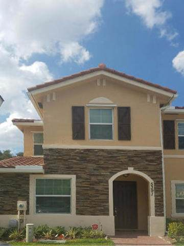 5391 Ellery Terrace, West Palm Beach, FL 33417 (MLS #RX-10636834) :: Castelli Real Estate Services