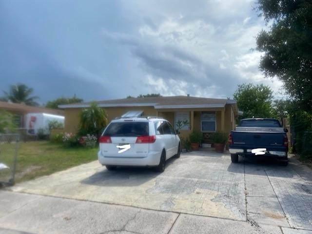 1405 S H Street, Lake Worth Beach, FL 33460 (#RX-10636892) :: Ryan Jennings Group