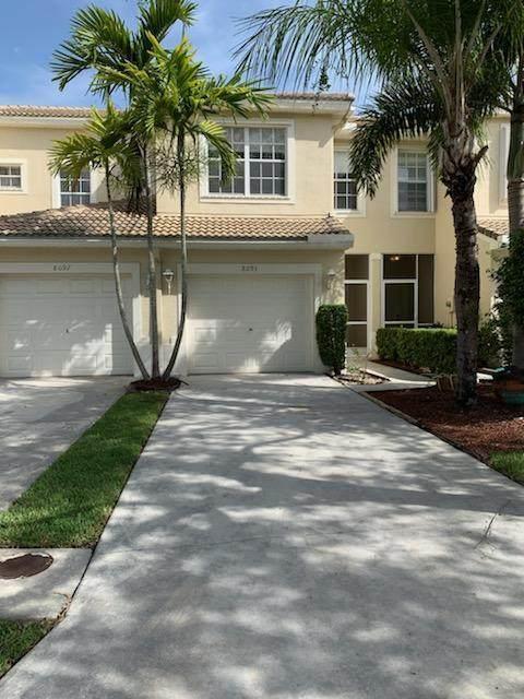 8093 Briantea Drive, Boynton Beach, FL 33472 (#RX-10637419) :: Real Estate Authority