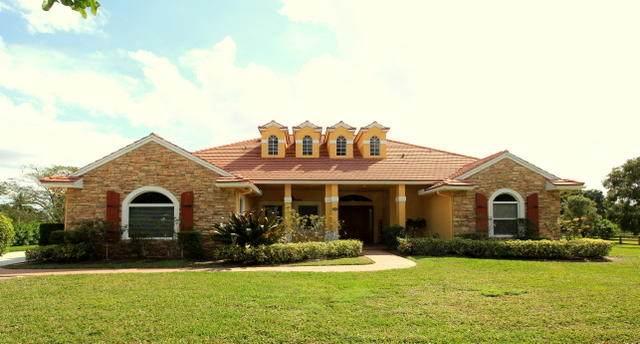 14363 Draft Horse Lane, Wellington, FL 33414 (MLS #RX-10637857) :: Castelli Real Estate Services