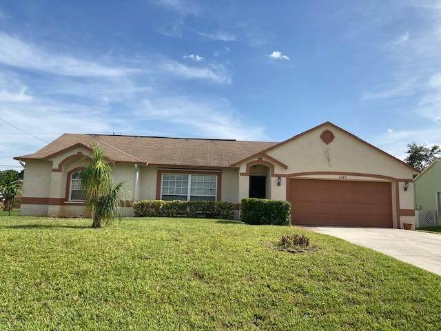 1242 SW Fletcher Lane, Port Saint Lucie, FL 34953 (MLS #RX-10638270) :: Berkshire Hathaway HomeServices EWM Realty