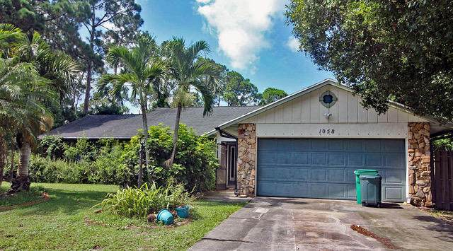 1058 SW General Patton Terrace, Port Saint Lucie, FL 34953 (MLS #RX-10638323) :: Berkshire Hathaway HomeServices EWM Realty